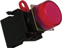 replacement water level light red