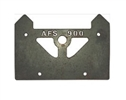 fire pot front end plate