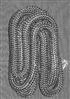 "Gasket Door Rope - 5/8"" Firm Black"