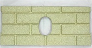 1pc Premium Fire-Tek™ Firebrick Set for Whitfield Quest