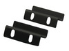 1 pair of Firebrick Retention Clips. Fits Whitfield®