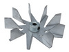 "Impeller Exhaust Blower 4.44"" 9 Petal, Whitfield, Quadrafire"