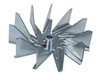 "Impeller Exhaust Blower 4.5"" 11 Petal, Whitfield, Cascade"