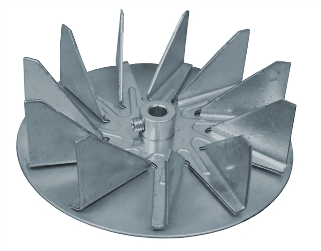 Impeller Exhaust Blower 4 5 Quot 11 Petal With Backing
