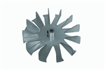 "impeller exhaust blower 5"" 11 petal"