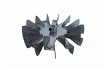 "impeller exhaust blower 5"" double 12 petal"