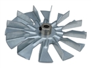 impeller for exhaust blower motor