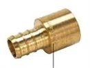 "pex 1/2"" x 1/2"" female sweat adapter"