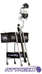 "Hack Attack ""Attack 2"" Volleyball Pitching Machine Free Ship"