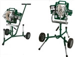 Atec Rookie Softball Pitching Machine w/ CaddyPod