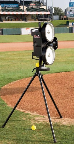 bulldog elite pitching machine