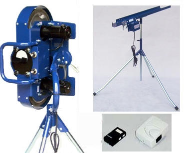 2018 Bata 2 Baseball Pitching Machine Deluxe Package Free Shipping