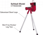 Heater Softball Pitching Machine w/ Free AutoFeeder