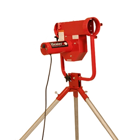 heater pro pitching machine