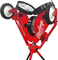 Rawlings Pro Line 3 Wheel Softball Pitching Machine