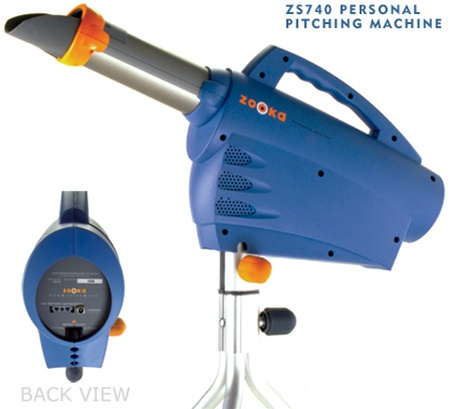 air pitching machine