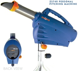 Zooka Baseball Pitching Machine Free Shipping