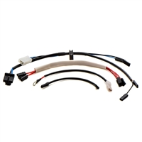 Alternator Wire Harness - BMW R80 Airhead. Manufactured in Germany.  Plug and Play replacement alternator wiring harness.