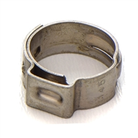 Crimp Hose Clamp 12mm / 14mm - Single Use / EnDuraLast
