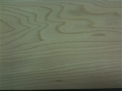 1/16X3X24 Maple wood sheet