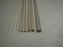 balsa wood sticks