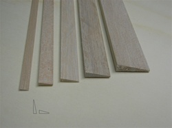 balsa trailing edge