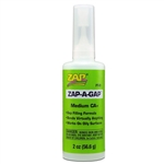 2 OZ ZAP-A-GAP glue