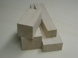 3 x 3 x 6 balsa blocks