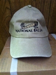 Washed National balsa Hat