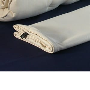 Organic Cotton Yoga Mat Zippered Cover