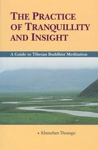 The Practice of Tranquility and Insight