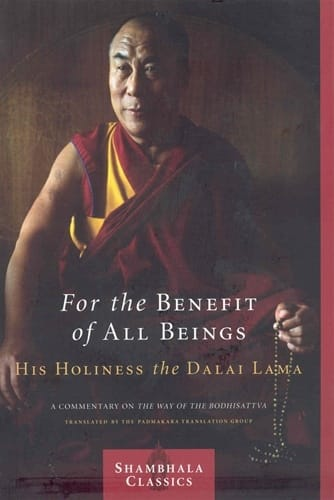 For the Benefit of All Beings by His Holiness the Dalai Lama