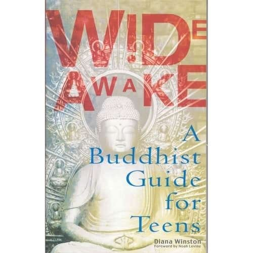 Wide Awake; A Buddhist Guide for Teens, By Diana Winston