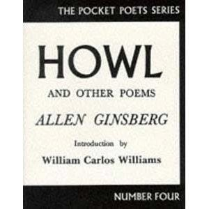 Howl and Other Poems -- by Allen Ginsberg