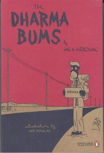 The Dharma Bums, by Jack Kerouac