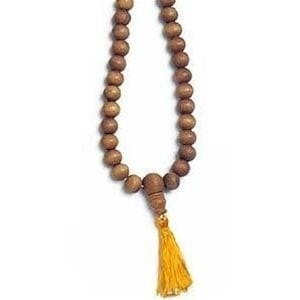 Sandalwood Mala Small-size beads