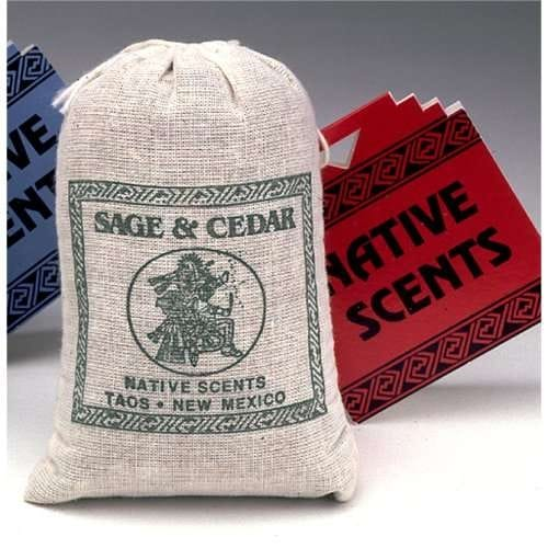 Incense - Powdered Sage and Cedar