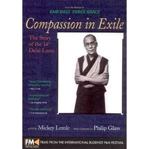 Compassion in Exile -- The Story of the 14th Dalai Lama on DVD