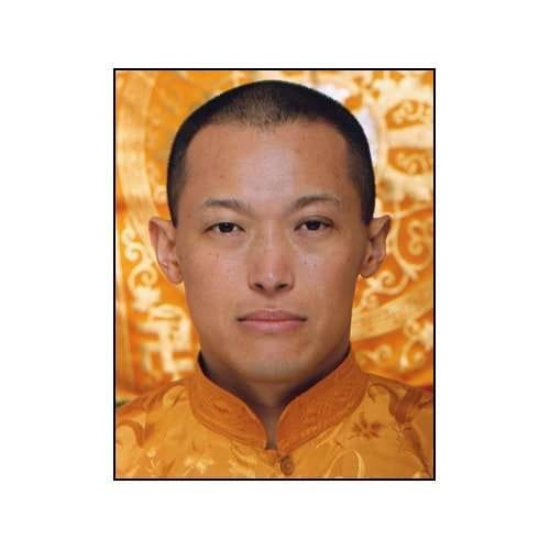 Sakyong Mipham Rinpoche Shrine Photo 5X7