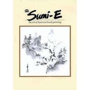 Sumi-E: The Art of Japanese Brush Painting -- by Yasutomo & Company