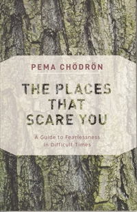 The Places That Scare You: A Guide to Fearlessness in Difficult Times -- by Pema Chödrön