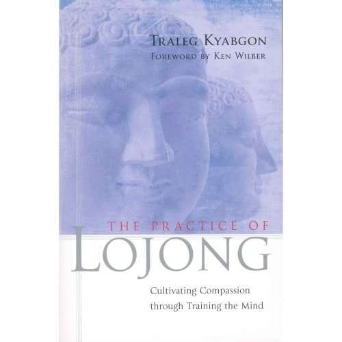 The Practice of Lojong: Cultivating Compassion through Training the Mind by Traleg Kyabgon Rinpoche