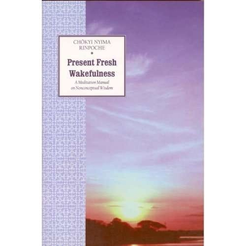 Present Fresh Wakefulness: a Meditation Manual on Nonconceptual Wisdom—by Chökyi Nyima Rinpoche