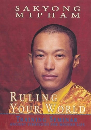 Ruling Your World 3-dvd By Sakyong Mipham
