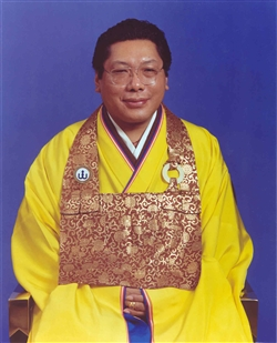 Shrine photo of Chögyam Trungpa Rinpoche 8X10
