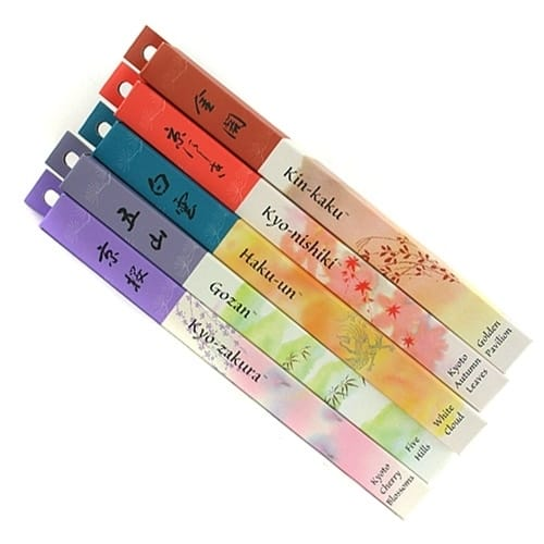 Shoyeido Classics 5-box Incense Sampler