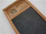 "The ""Stradivarius"" of musical washboards."