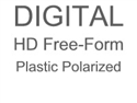 Digital HD Free-Form Plastic Polarized Progressive