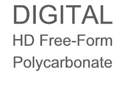 Digital HD Free-Form Polycarbonate Progressive