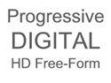 Digital HD Free-Form High Index 1.74 Progressive